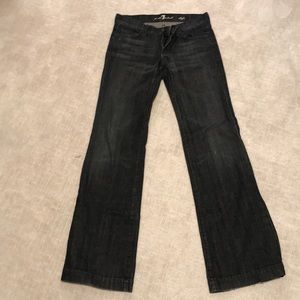 7 For All Mankind - Dojo - Size 27